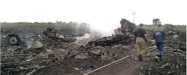MH-17 Debris