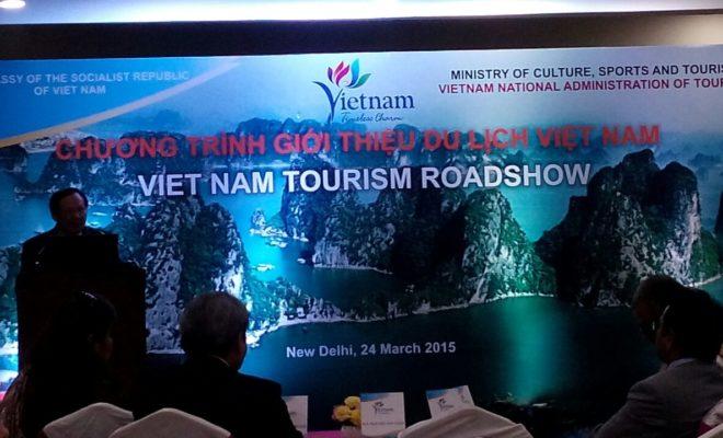 Vietnam Tourism Conducts Road Show at New Delhi