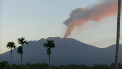 Bali's Denpasar airport closed due to volcano