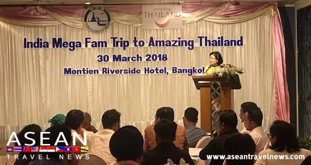 Thailand mega FAM trip